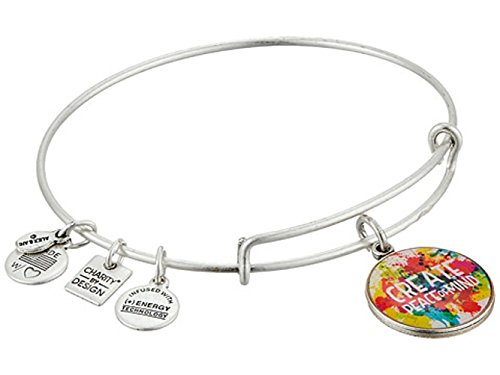 Alex Ani Bangle Rafaelian CBD14POMRS