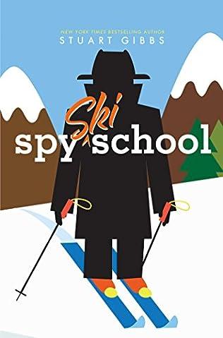 book cover of Spy Ski School