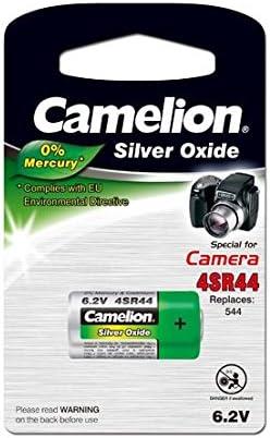 Camelion 4sr44 Px28 6 2 V Kamera Spezielle Akku Elektronik