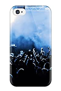High Quality YBY-6190akUzKazb Concert Tpu Case For Iphone 4/4s