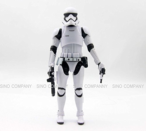6'' Toy Star Wars Black Series The Force Awakens First Order STORMTROOPER Figure