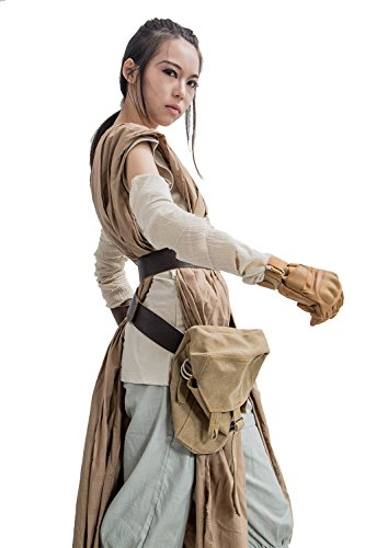 Rey Cosplay Uniform