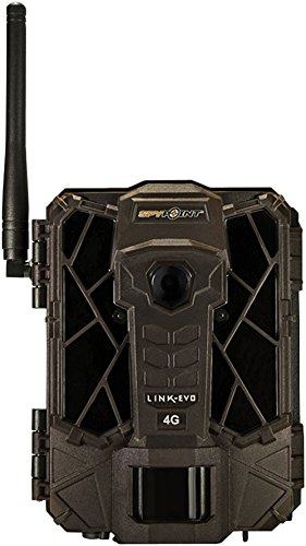 Spypoint Link-Evo Cellular Trail Camera 12 MP Brown Verizon
