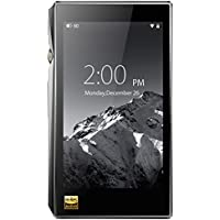FiiO X5 Mark III Hi-Res Certified Lossless Music Player with Touch Screen Android OS and 32GB Storage (3rd Gen, Titanium)