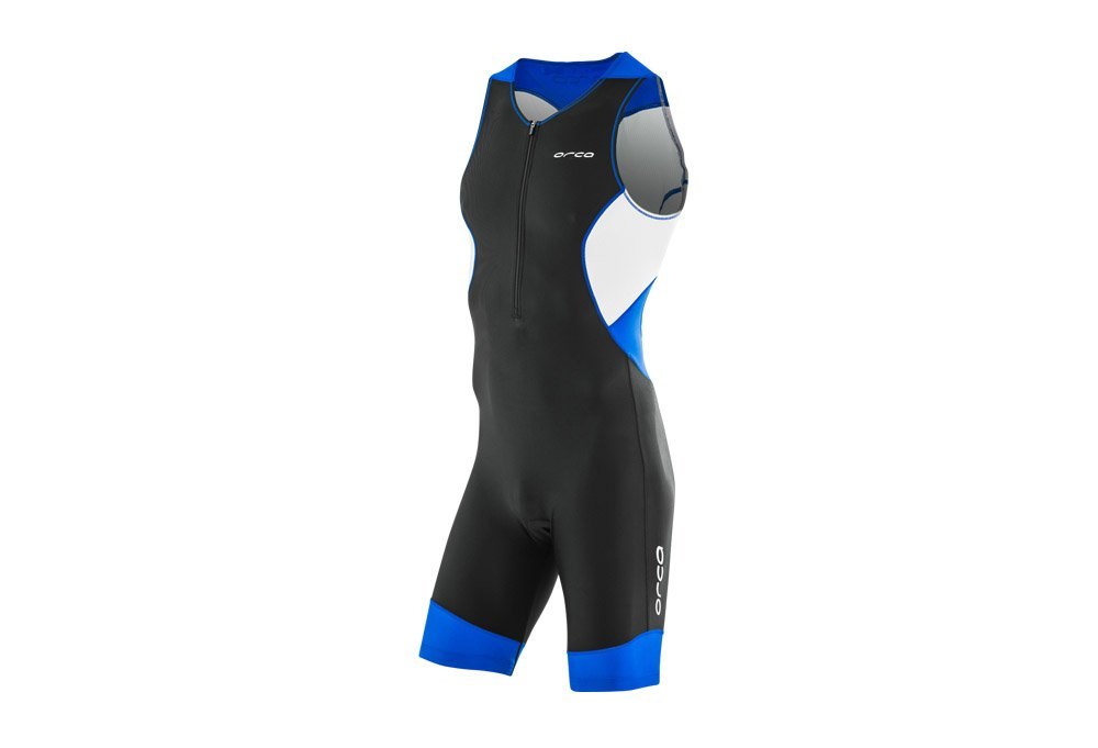 ORCA Core Race Suit - Men's - black/royal blue, medium