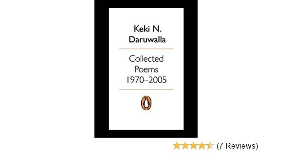 daruwalla poems