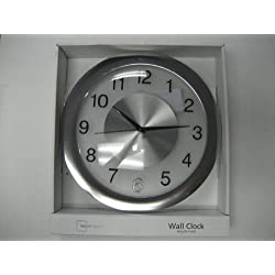 Mainstays 12 Inch Wall Clock
