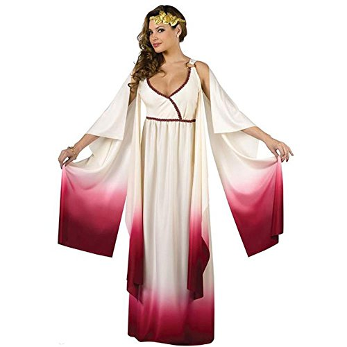 Venus Goddess Of Love Costume (Venus Goddess of Love Costume - Small/Medium - Dress Size 2-8)