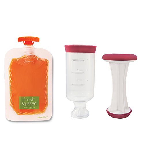 Infantino Fresh Squeezed Simple Squeeze product image