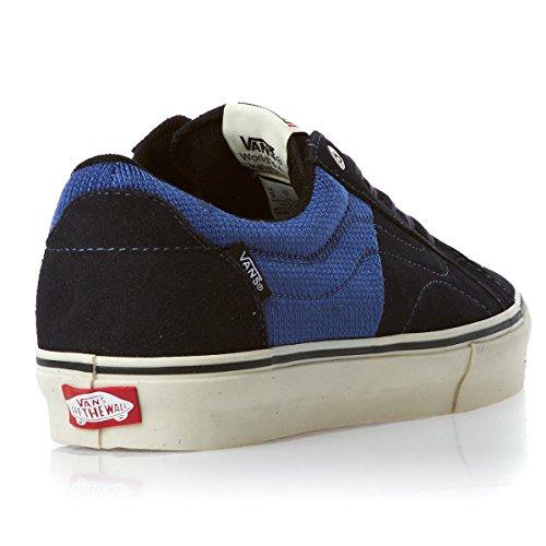 Vans Av Native American Low Athletisch Turnschuhe Sneakers Herren Sport Schuhe Blau
