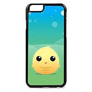 Case Fun Case Fun Little Yellow Chick by DevilleART Snap-on Hard Back Case Cover for Apple iPhone 6 4.7 inch