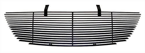 MaxMate Fits 02-04 Nissan Altima Upper 1PC Replacement Black Billet Grille Grill Insert