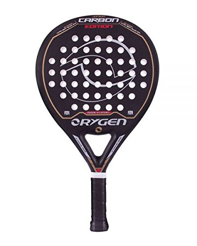 Pala De Padel Orygen Carbon Edition Junior: Amazon.es: Deportes y aire libre
