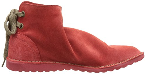 Fly Damen Red Ankle London Dai460fly 005 Boots Street Rot zFqzUrw7