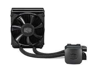 Cooler Master Nepton 140XL - Ventilador de PC (Enfriador, Procesador, 14 cm, Negro, Aluminio, 0,3A)