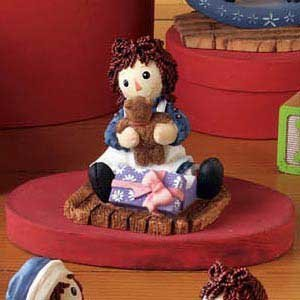Raggedy Ann and Andy - A Special Gift Brings A World of Smiles ()