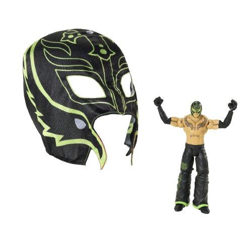 WWE Superstar Match-Ups Rey Mysterio - New Deco - Rey Mysterio Halloween Costumes