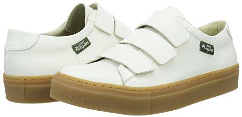 Weiß Blanco Jonny´s Lluvia Vegan Damen Sneaker FOq84U