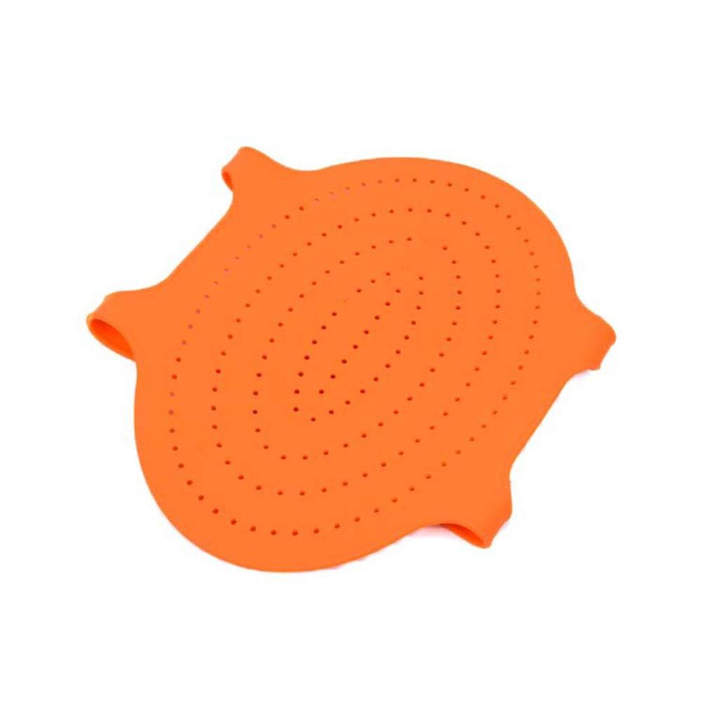Gtagain Cucina Accessori Cibo Grado Silicone Cestelli Cottura a Vapore Pentole Pieghevole Filtri Rete Adatto per Verdura Uova Patate Pollo Arrosto