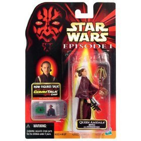 Star Wars Queen Amidala (Battle) with Ascension -