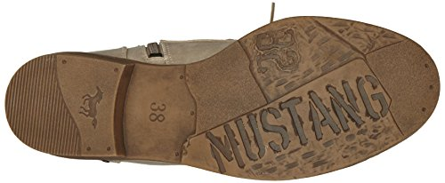 243 1157 Boots Mustang Women 508 Ankle beige n1wnOqY6