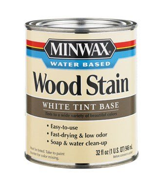 Water-Based Wood Stain by Minwax