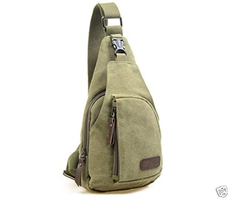 Aeoss Messenger Sling Bag Fashion Shoulder Canvas Bags Men Sport Casual Bag Outdoors Hiking Travel Bag