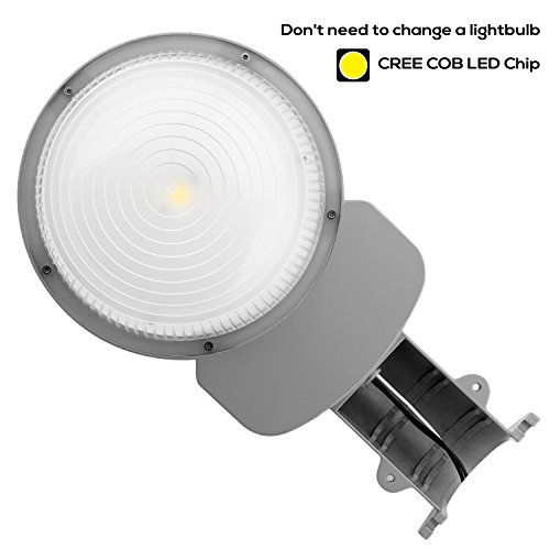 Barn Security Light: 45W/70W LED Barn Light,Silvery/Bronze DLC Premium & UL