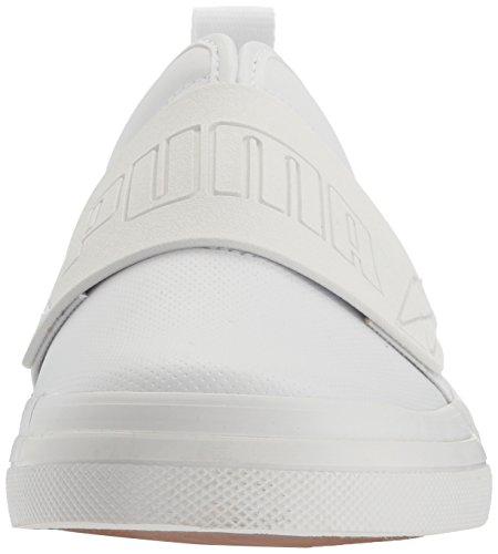 Puma Uomo El Rey Divertente Moda Sneaker Puma Bianco / Puma Bianco