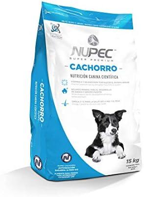 Nupec - Croquetas para Perros, Cachorro, Sabor a Carne, 15 kg 2
