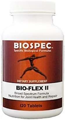 Biospec Nutritionals - Bio-Flex II 120 tabs