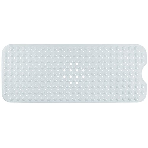 Yimobra Bath Tub and Shower Mat Extra Long 16 x 40 Inch ...