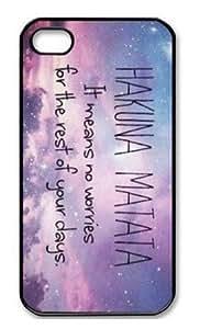 EVERMARKET(TM) iPhone 6 Plus (5.5) case- HAKUNA MATATA case for iphone 6 plus (5.5)