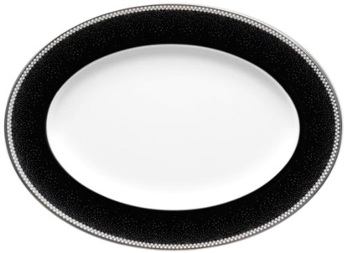 Noritake Pearl Noir Butter/Relish Tray, ()