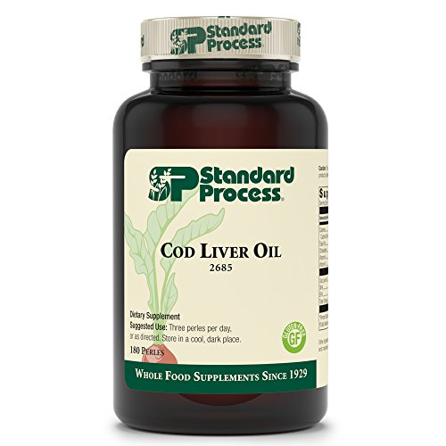Standard Process - Cod Liver Oil - 180 Perles by Standard Process (Image #1)