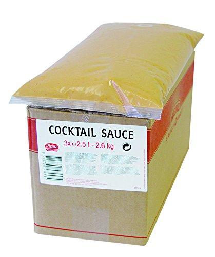 Heinz Cocktail Sauce, Beutelware für Dispenser, 1er Pack (1 x 7.5 l)