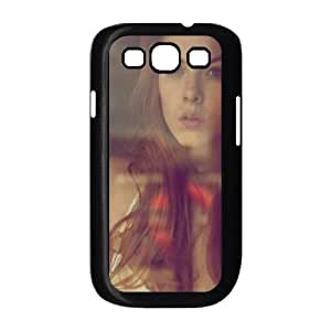 Celebrities Beth Ogden Samsung Galaxy S3 9300 Cell Phone Case Black Phone Accessories VG_016171