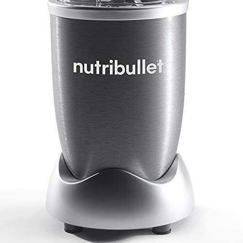 NutriBullet NBR-0601 Nutrient Extractor, 600W, Gray