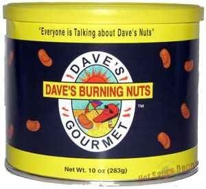 - Dave's Burning Nuts