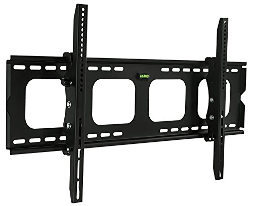 Mount-It! Tilting TV Wall Mount Bracket For Samsung Sony Vizio LG Panasonic TCL  VESA 200x200 400x400 600x400 850x450 Compatible Premium Tilt 220 Lbs Capacity, Size 42-80 (12 Flat Screen Tv Cabinet)
