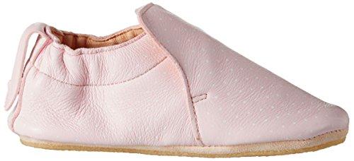Easy Peasy Blublu Print - Zapatillas de casa Bebé-Niños Pink (rose pale plumetis blanc)