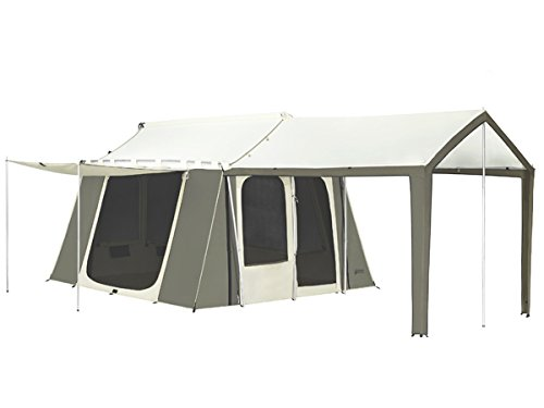 Kodiak 6133 Hydra Shield Canvas 12 X 9 Ft. 6-Person Tent w/ Deluxe Awning Review