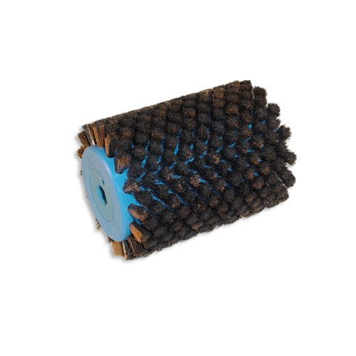 SKS Brass-Horsehair Roto Brush for Skis 100 mm by SKS