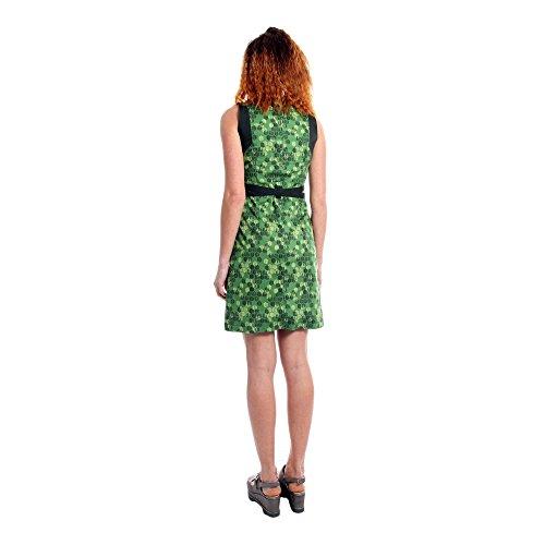 Zergatik Vestido Mujer ORDALI Hive green