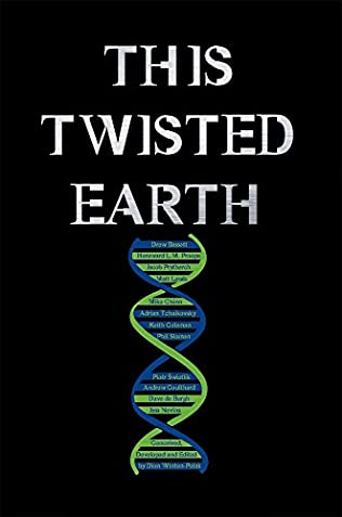 book cover of This Twisted Earth