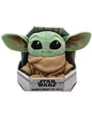 Simba 6315875779 Disney Mandalorian / The Child / Baby Yoda / 25cm / pluche figuur / verzamelaars-editie