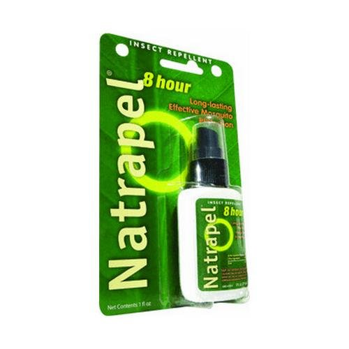 Natrapel 8 Hour Insect Repellent 1 Ounce Carded (Insect Repellent Natrapel Plus Spray)