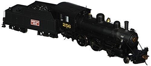 Bachmann Industries Alco 2-6-0 DCC Ready Locomotive - GREEN BAY & WESTERN #256 - (1:87 HO Scale) [並行輸入品] B07HLH31HY
