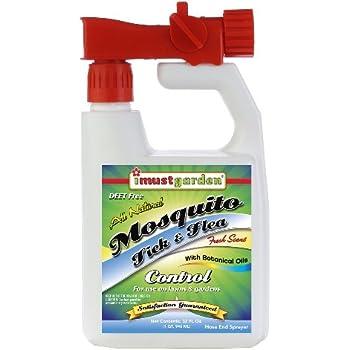 Amazon.com : I Must Garden Mosquito, Tick & Flea Repellent ...