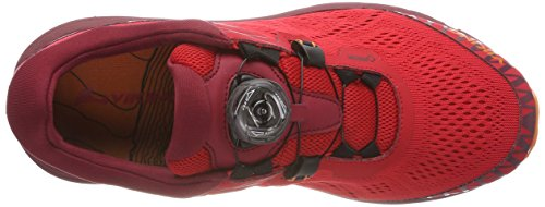 Viking Women's Apex Ii GTX W Trail Running Shoes, Black, 7 UK Red (Tomato/Rust)